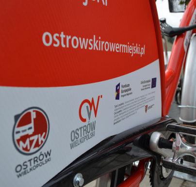 (Polski) Coraz większy Ostrowski Rower Miejski