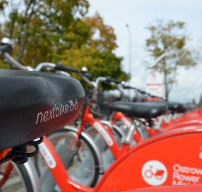 (Polski) Ostrowski Rower Miejski – nowe stacje i rowery