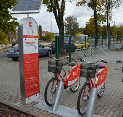 (Polski) Powrót rowerów miejskich