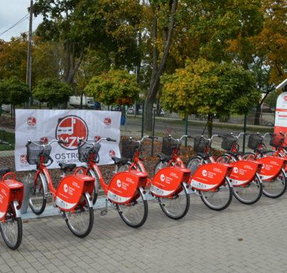 (Polski) System Ostrowskiego Roweru Miejskiego skończył trzy lata